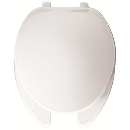 Asiento color blanco para taza alargada 175 accesorios for Accesorios bano color blanco