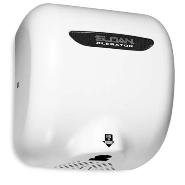 Secador de manos de corriente con sensor optima ehd 501 - Secador de manos ...