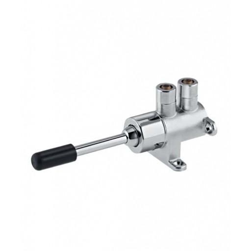 """Valvula con accionamiento por pedal - 1/2"""" - PedalMatic. Acabado cromo  - 00490906"""