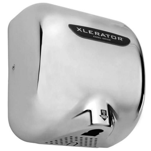 "Secador de manos de corriente, activado por sensor, cormado ""EHD 502 CP"""