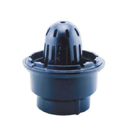 Coladera de hierro fundido para azotea 1 conexión - SL1444
