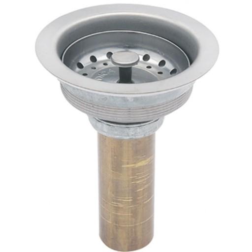 Contracanasta derlin de acero inoxidable para fregadero  - 3813M