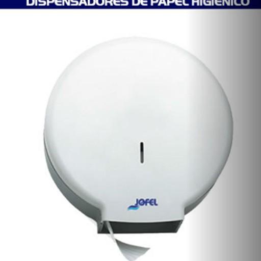 PORTAROLLO para baño blanco - PH51001