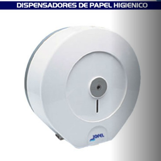 Dispensador de papel higi nico para ba o blanco ph51300 - Papel pared bano ...