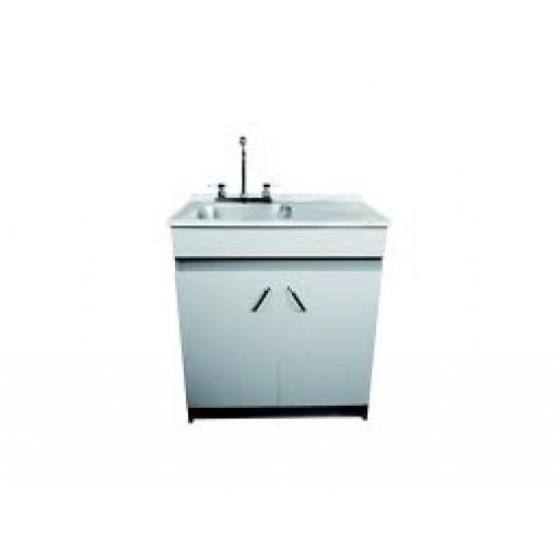 Gabinete para CACM 101/102 color blanco. - GAB-CAM-101/102