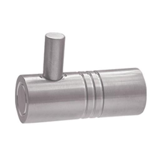 Gancho sencillo para baño INOX - 9806