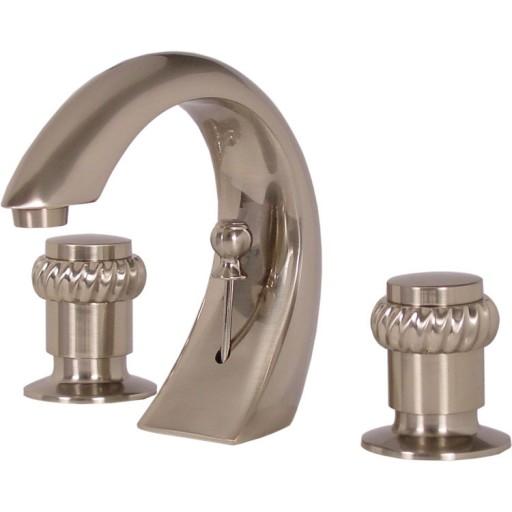 Mezcladora de lavabo Venecia con desagüe automático - 19-VSR
