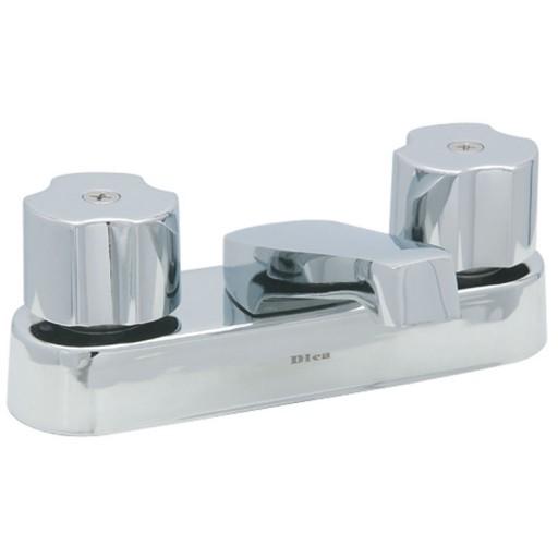 Mezcladora para baño con cubierta cartucho cerámico  - 4048
