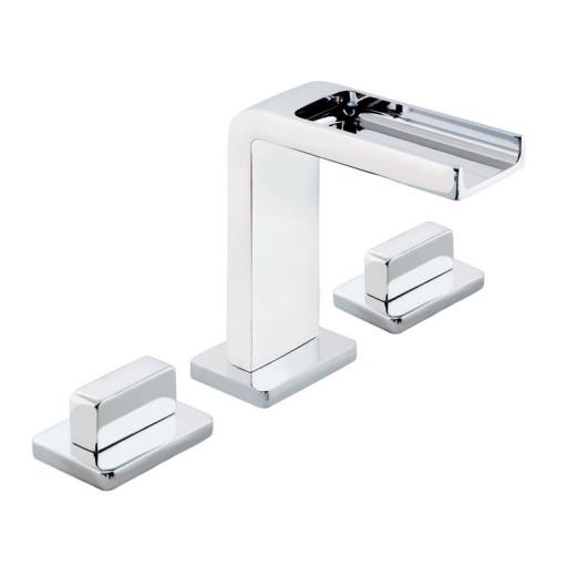 Mezcladora para lavamanos con desagüe automático - 9293RI