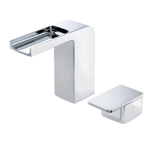Monomando lavamanos con desagüe automático - 9411RI