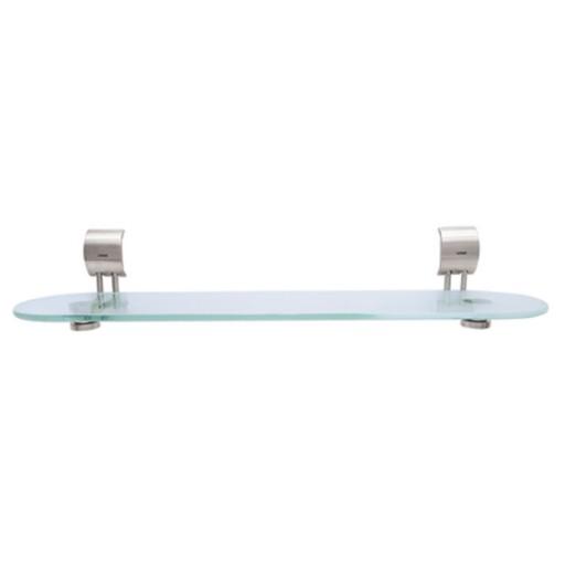 Repisa de cristal para baño - 9916
