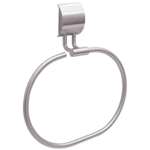 Toallero de argolla para baño INOX - 9909