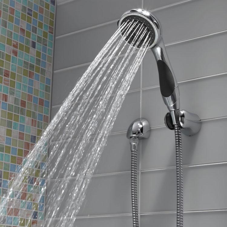 Codo pared para ducha tel fono l nea adisson 50560 for Telefono ducha