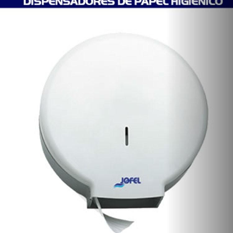 Portarollo para ba o blanco ph51001 for Dispensador de papel higienico