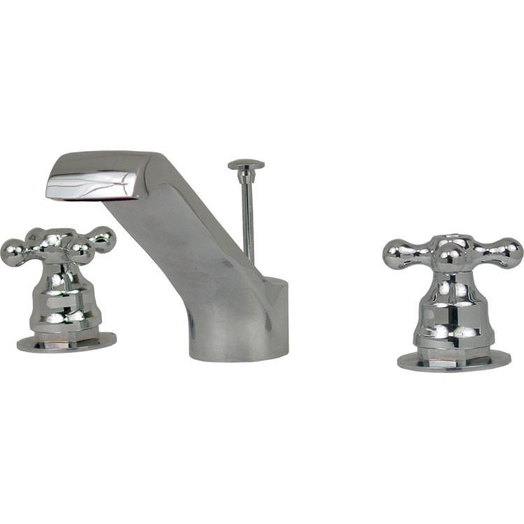 Mezcladora para lavabo de 8 a 12 con cartucho sin for Mezcladora para lavabo