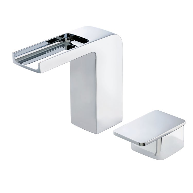 Monomando lavamanos con desag e autom tico 9411ri for Llave de regadera barrida