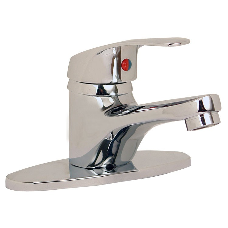Monomando para lavabo sin desag e autom tico 23 mq for Embolo para llave de bano