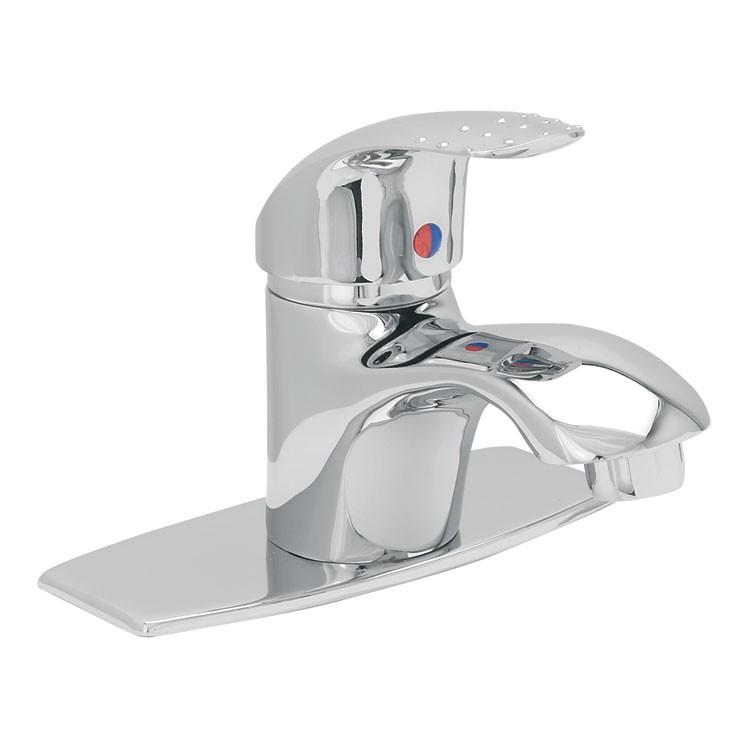 Monomando para lavamanos incluye cubierta 4420 for Llaves de lavamanos