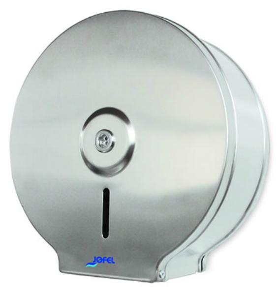 Despachador de papel higienico de acero inoxidable ph21000 for Accesorios para bano papel higienico