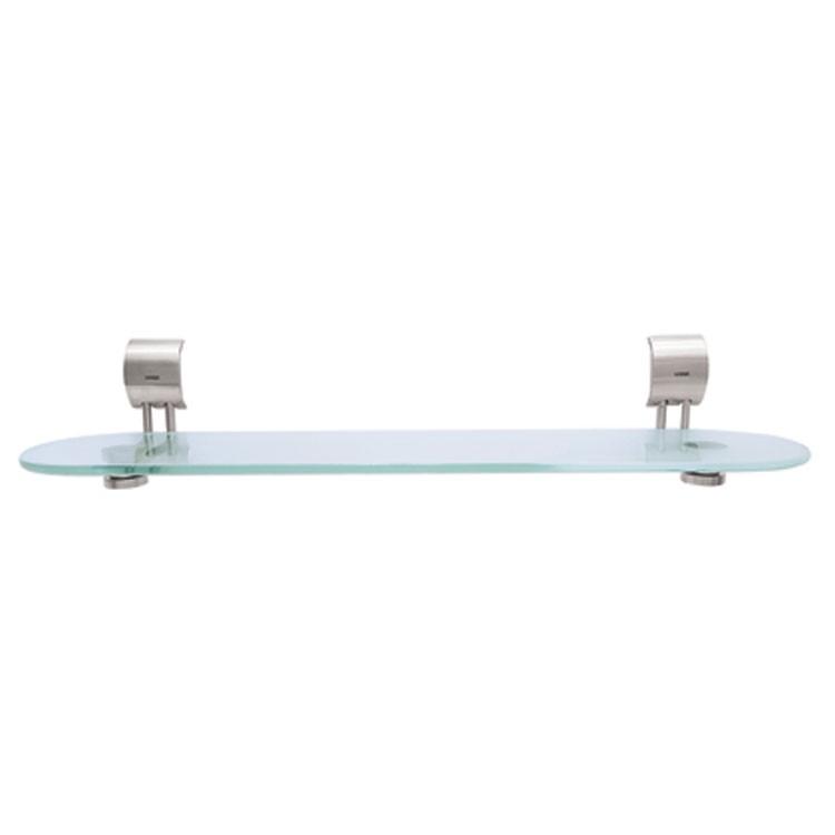 Repisa de cristal para ba o 9916 for Accesorios para regaderas de bano