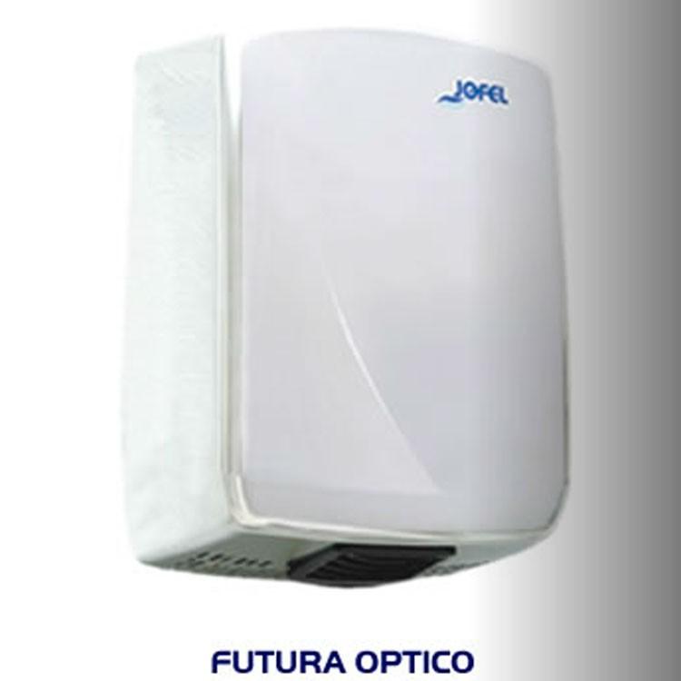 Secador de manos de policarbonato con cubierta blanca - Secador de manos ...
