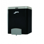 Dispensador de jabón rellenable de 2 lts. Color humo. TOTAL VISION - AC22000