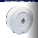 Dispensador de papel higiénico para baño blanco - PH51300