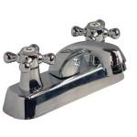 Mezcladora para lavabo, cuerpo de bronce, cartucho cerámico - 21063