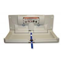 Cambiador de pañales para bebe horizontal - AY10000