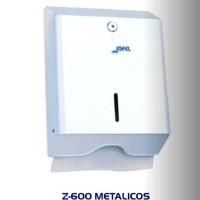 Dispensador de toalla Interdoblada metálico - AH20000