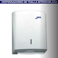 Dispensador de toalla Interdoblada color blanco, - DT33001