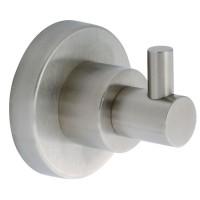 Gancho sencillo para baño INOX - 9606
