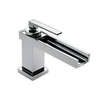 Mezcladora monomando para lavabo acueducto con desagüe automatico acueducto e 910