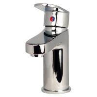 Mezcladora monomando, corta, para lavabo, línea ZAFIRO- Z100