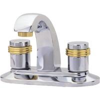 """Mezcladora Roma para lavabo de 4"""" con cartucho cerámico - 20-A"""