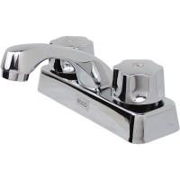 Mezcladora para lavabo de cierre a compresión con cubierta - 23-I
