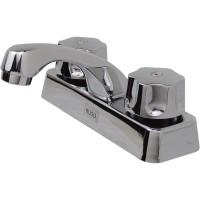 Mezcladora para lavabo de maneral ABS y cartucho - 23-IE