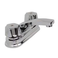 Mezcladora para lavabo de cierre a compresión con cubierta - 24-I