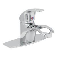 Monomando para lavamanos incluye cubierta - 4420