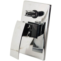 Mezcladora monomando para regadera y tina, ÓNIX - O310*