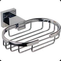 Jabonera para baño o regadera. línea ÓNIX - O809