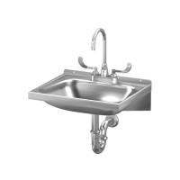 Lavabo de acero inoxidable  - 1955-1-09-H1-TPT