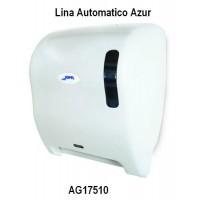 Toallero automatico Azur en color blanco - AG17510